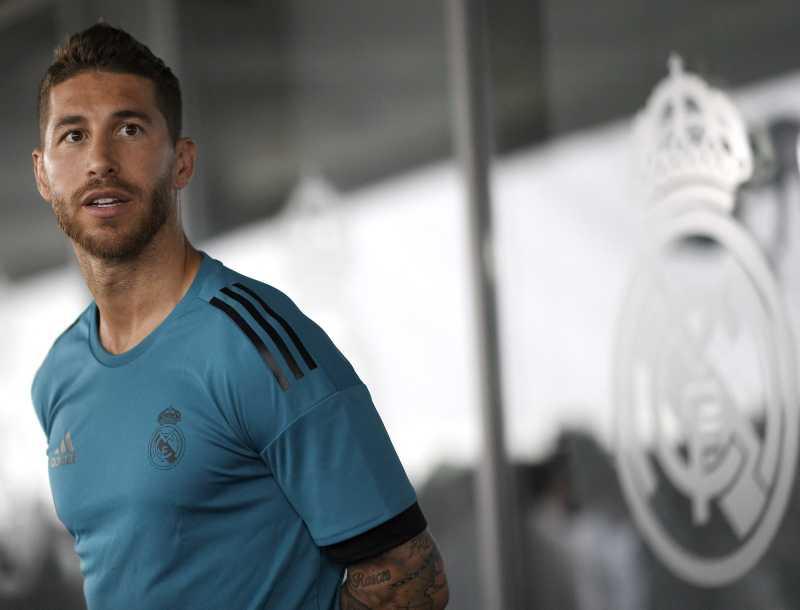Sergio RamosTinggalkan Real Madrid
