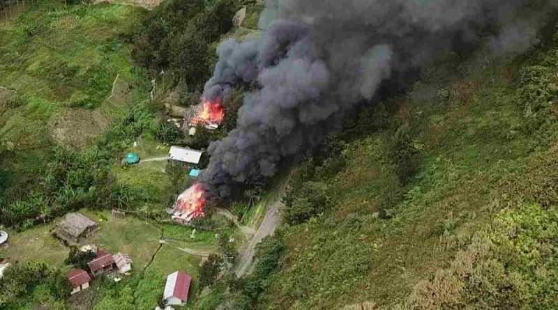 Setelah Diselidiki Mendalam, Ternyata Kelompok Teroris OPM Sasar Hancurkan Pendidikan Masyarakat Papua
