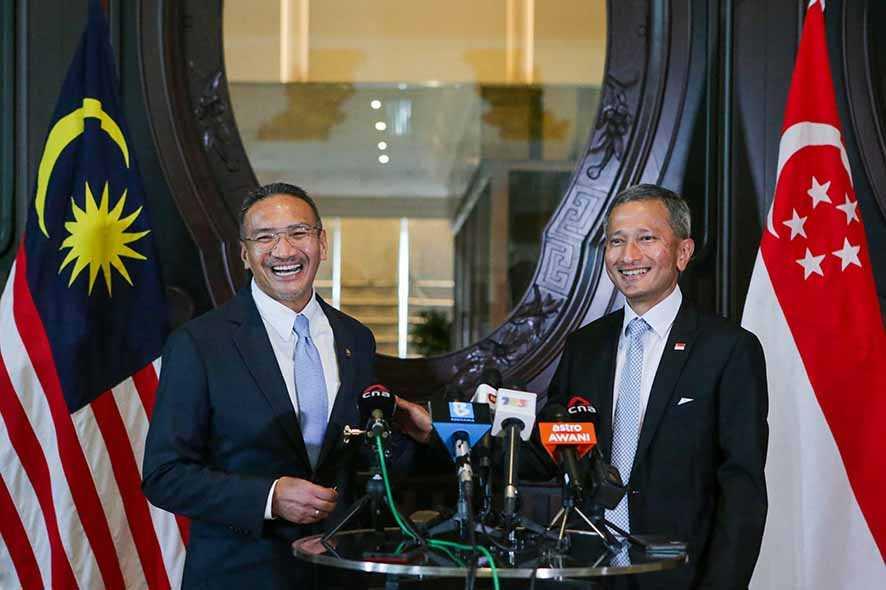 Singapura-Malaysia Bahas Pemulihan Pandemi