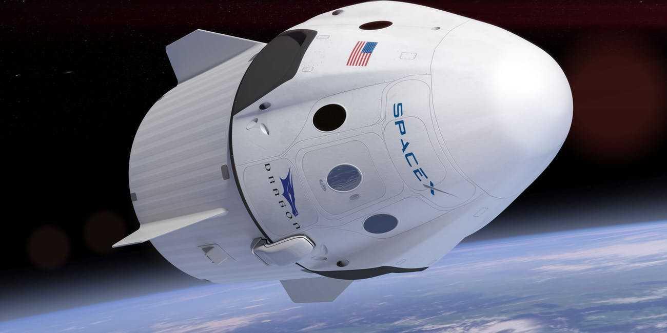 SpaceX Membuat Kesepakatan Bersama Crew Dragon