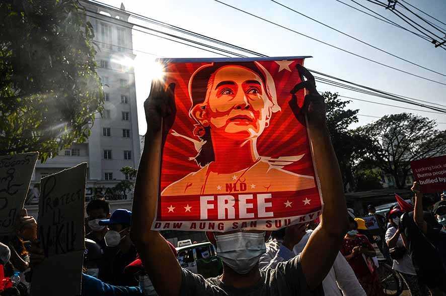 Suu Kyi Kembali Dijerat Korupsi