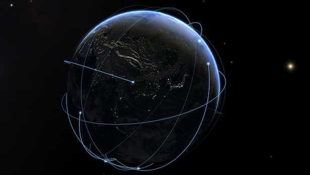 Tahukah Kalian Berapa Banyak Satelit yang Mengorbit Bumi?