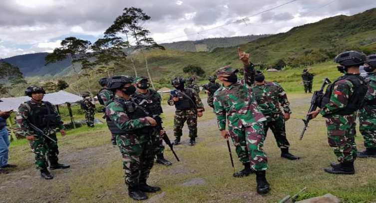 Tak Kenal Takut, Saat Jenderal Kopassus Datangi Anak Buahnya di Pegunungan Papua