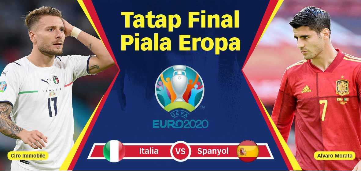 Tatap Final Piala Eropa
