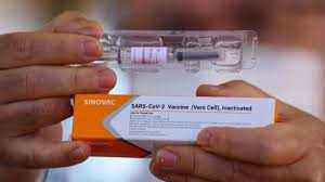Thailand Menerima Kiriman Pertama Vaksin