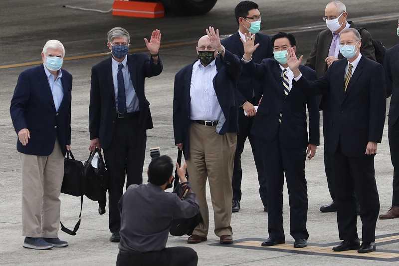 Tiongkok Kecam Delegasi AS