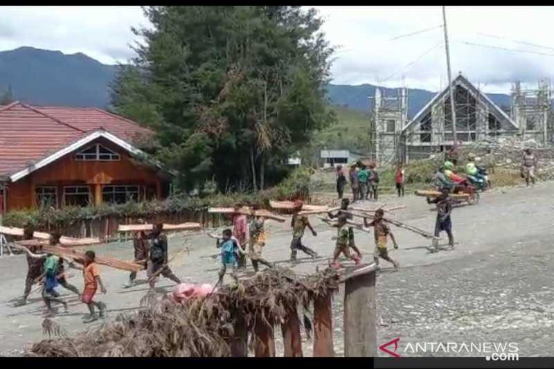 Tokoh Masyarakat Kabupaten Puncak Tegaskan Bahwa Orang Papua Sudah Merdeka