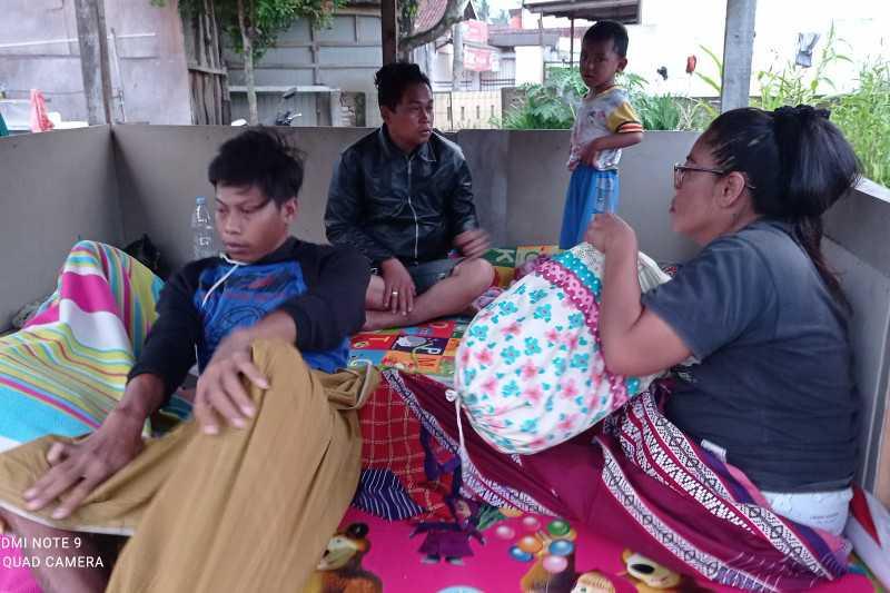 Tolong, Warga Korban Banjir di Lebak Perlu Bantuan
