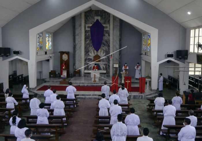 Uskup Tanjung Karang: Paskah Momen Tumbuhkan Optimisme