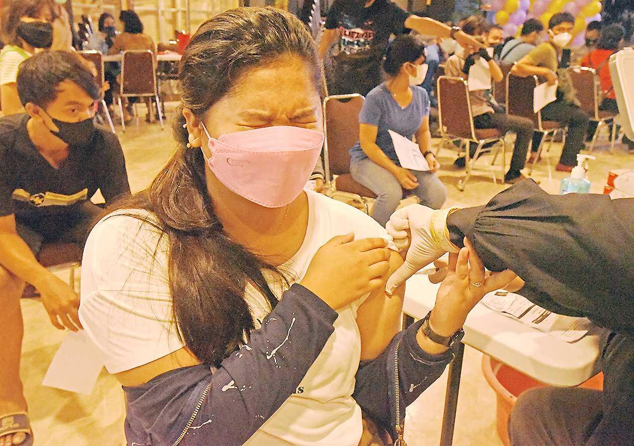 Vaksinasi di Rumah Ibadah