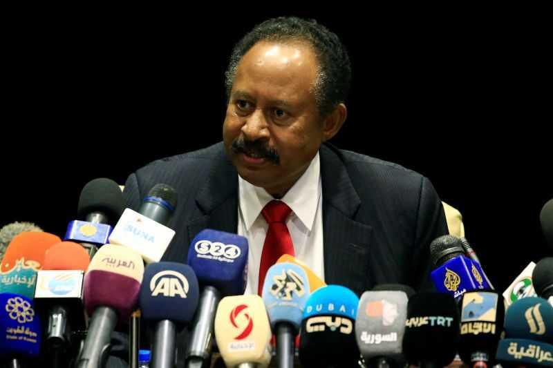 Waduh Ada Apa Ini Sampai Perdana Menteri Sudan Ditahan