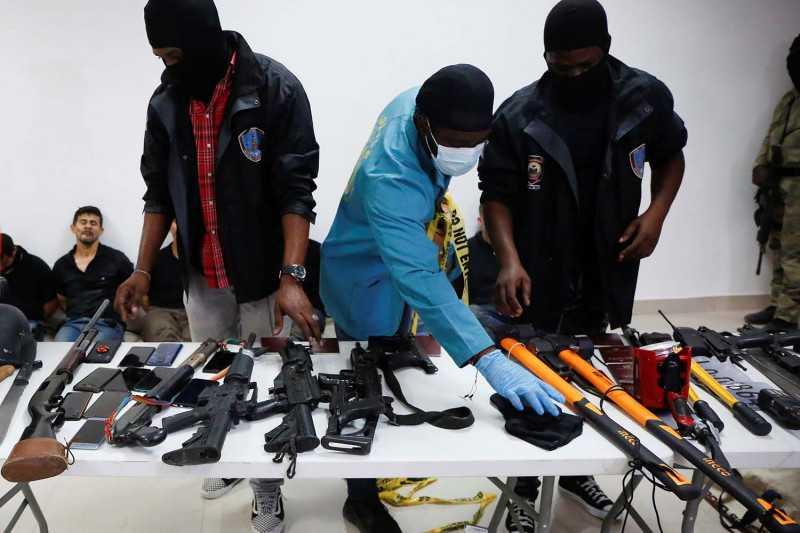 Waduh Ngeri Ini, Pejabat Kepolisian Kolombia Sebut Presiden Haiti Dibunuh Atas Perintah Mantan Pejabat