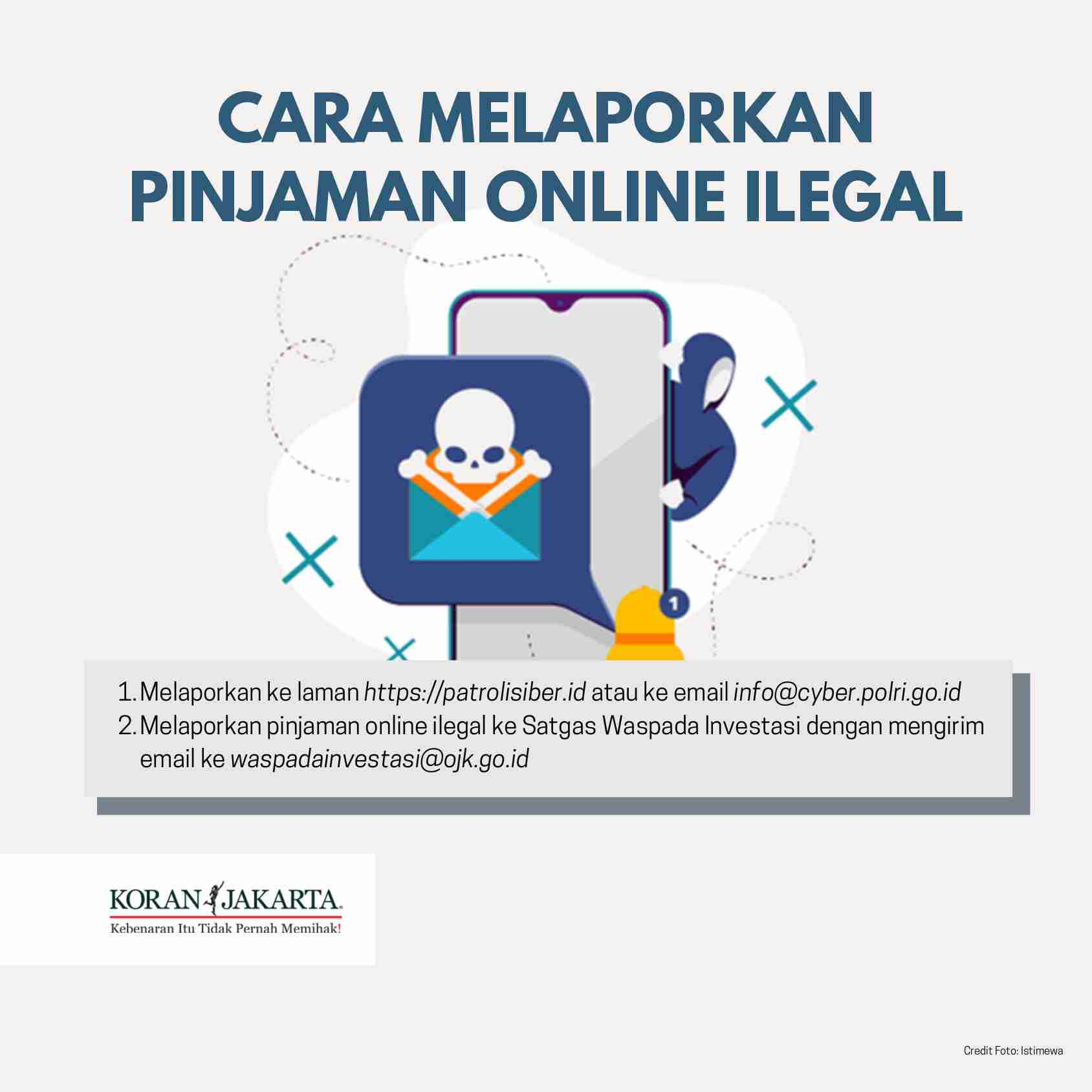 Pinjaman Online Ilegal 6