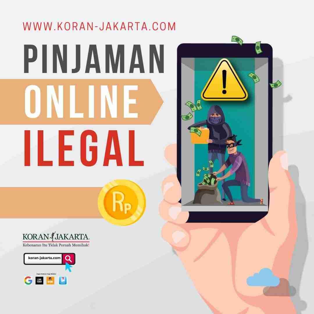 Pinjaman Online Ilegal 1